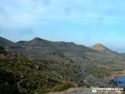 Calblanque y Calnegre - Cabo Tiñoso;senderismo fin de semana; viaje diciembre;viaje puente de mayo